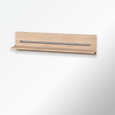 Półka dębowa