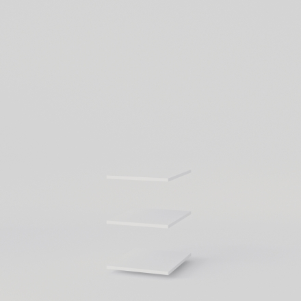 Półka do szafy białej