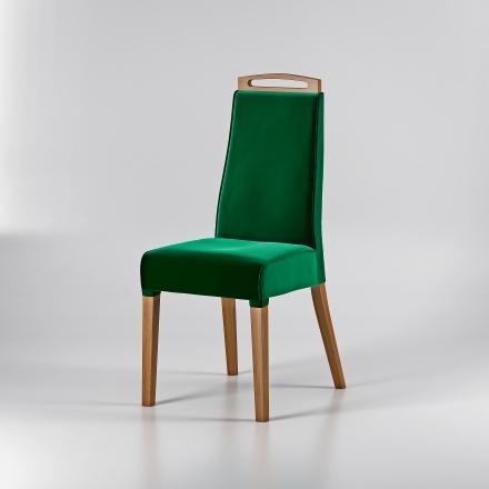 krzesło dębowe Velvet - 5